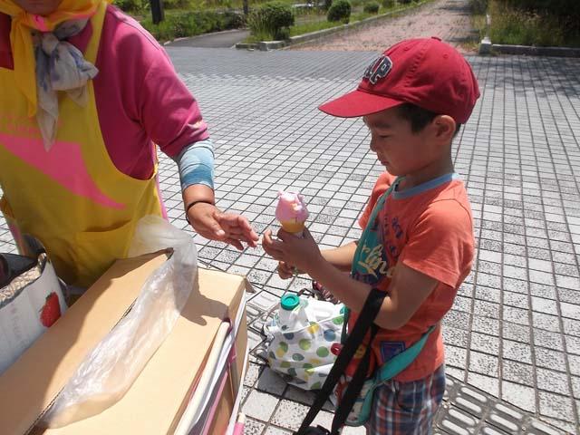 孫たちと広い公園へ_f0019498_2043050.jpg