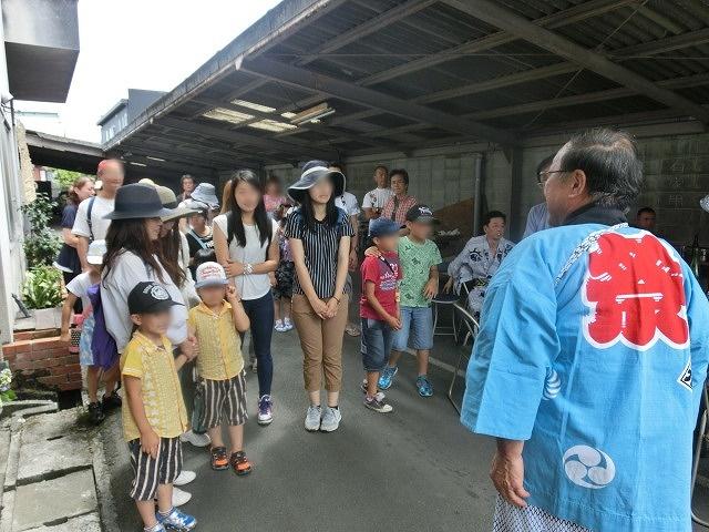 今年も参加させてもらった西仲町の山車の引き回し 吉原祇園祭2016_f0141310_6563226.jpg