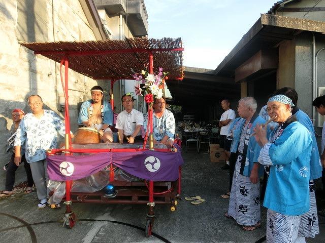 今年も参加させてもらった西仲町の山車の引き回し 吉原祇園祭2016_f0141310_704885.jpg