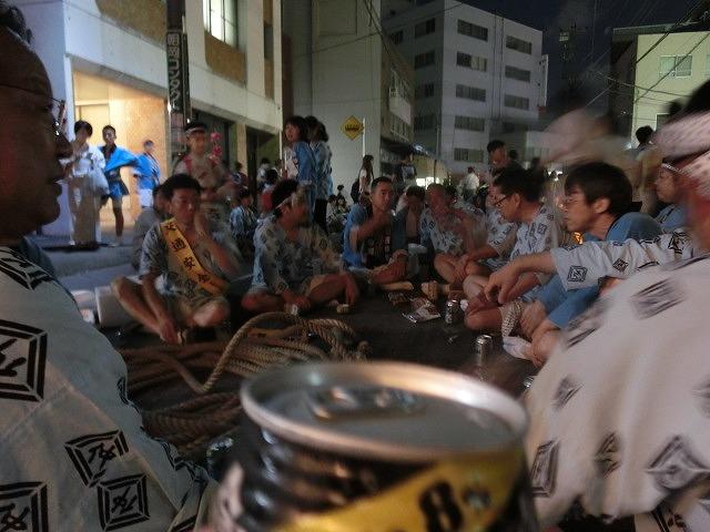 今年も参加させてもらった西仲町の山車の引き回し 吉原祇園祭2016_f0141310_715652.jpg