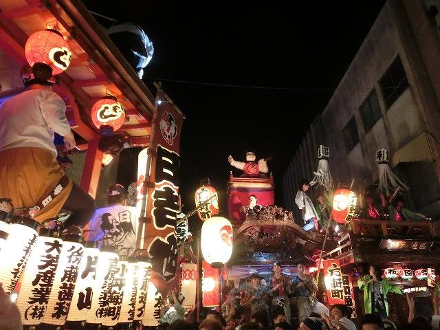 今年も参加させてもらった西仲町の山車の引き回し 吉原祇園祭2016_f0141310_721053.jpg