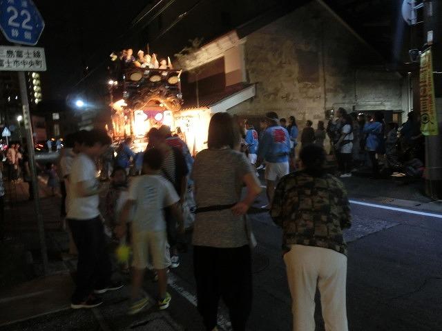 今年も参加させてもらった西仲町の山車の引き回し 吉原祇園祭2016_f0141310_723580.jpg