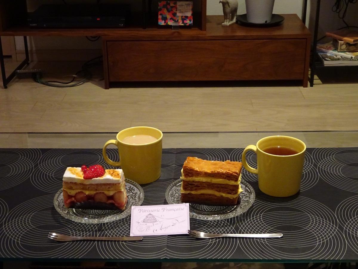 エーグルドゥースのケーキ_e0230011_17171871.jpg