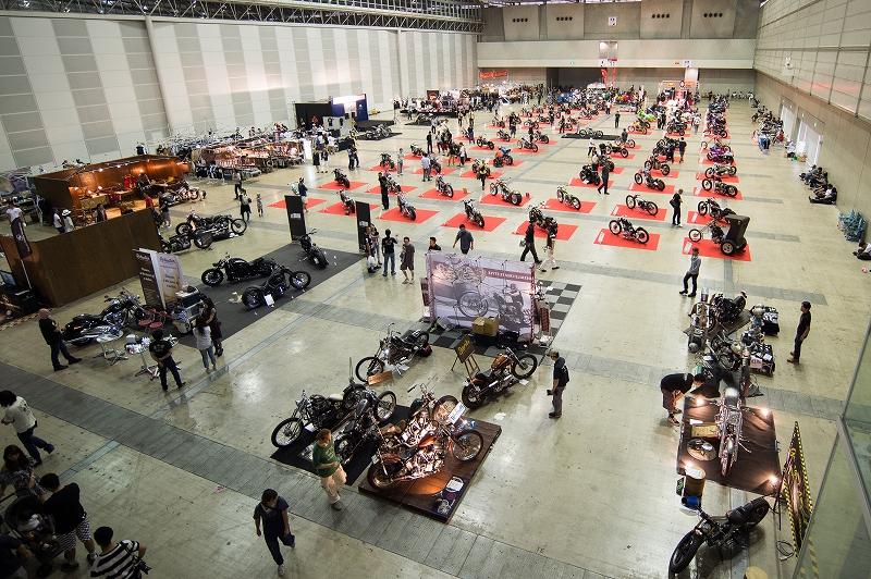 Bay Area Custom Chopper Show その2_a0159215_23514257.jpg