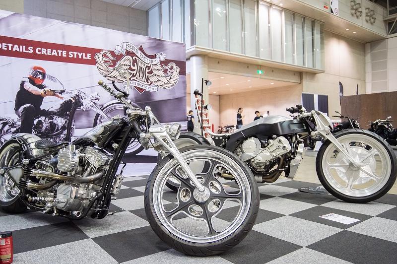Bay Area Custom Chopper Show その2_a0159215_23585578.jpg