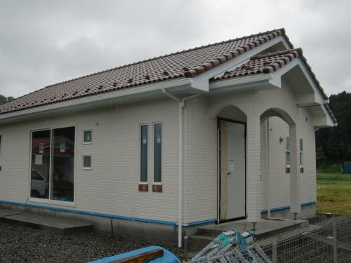 石巻市北境5号棟 進捗状況!_e0357165_15300218.jpg