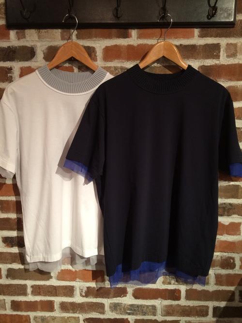 kolor , kolor/BEACON , A.FOUR Labs - Tee Shirts Selections._c0079892_19144539.jpg