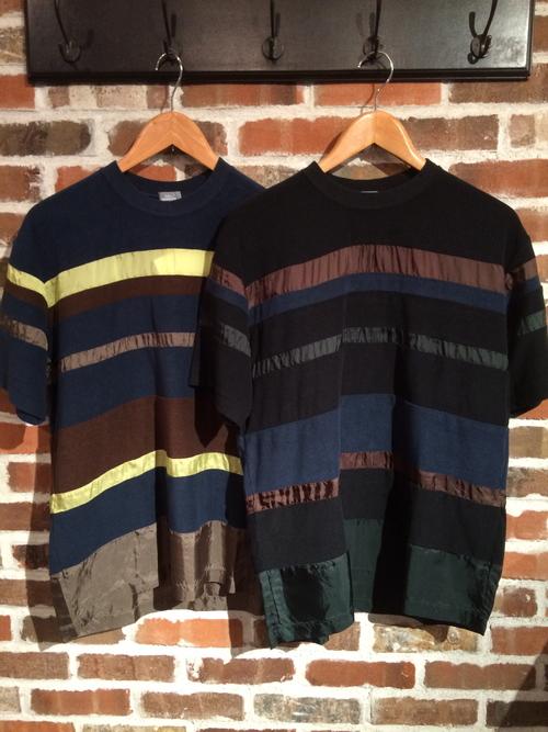 kolor , kolor/BEACON , A.FOUR Labs - Tee Shirts Selections._c0079892_1916280.jpg