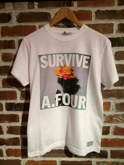 kolor , kolor/BEACON , A.FOUR Labs - Tee Shirts Selections._c0079892_19165832.jpg