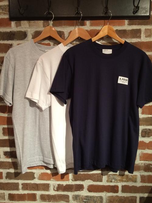 kolor , kolor/BEACON , A.FOUR Labs - Tee Shirts Selections._c0079892_19175596.jpg