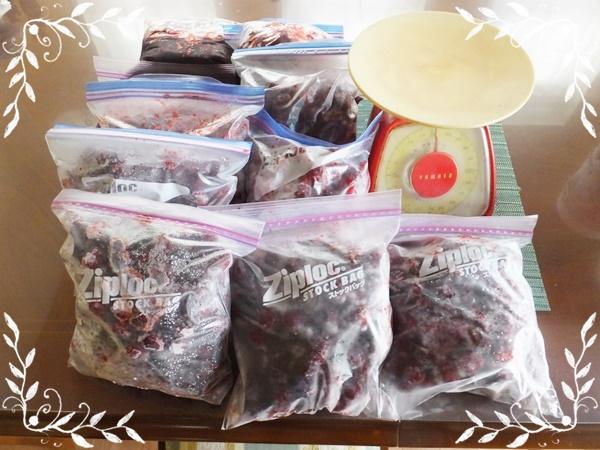 今年のボイセンベリー収穫結果発表♡_f0035506_22242413.jpg