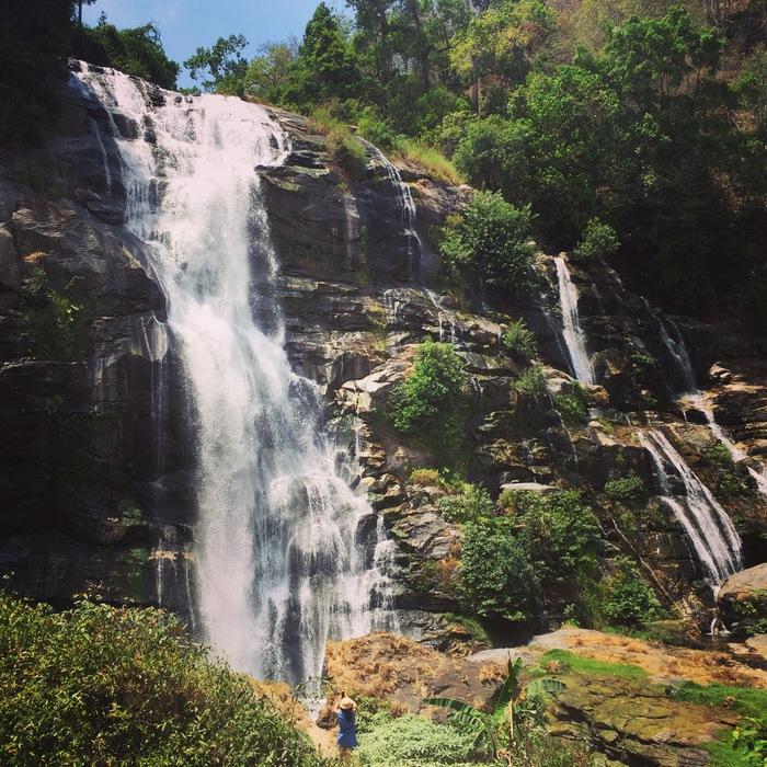 ドイ・インタノン国立公園にあるワチラタン滝_d0116009_103321.jpg