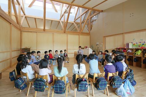 6/25ひかりの子幼稚園見学会に向けて1_e0240310_2094076.jpg