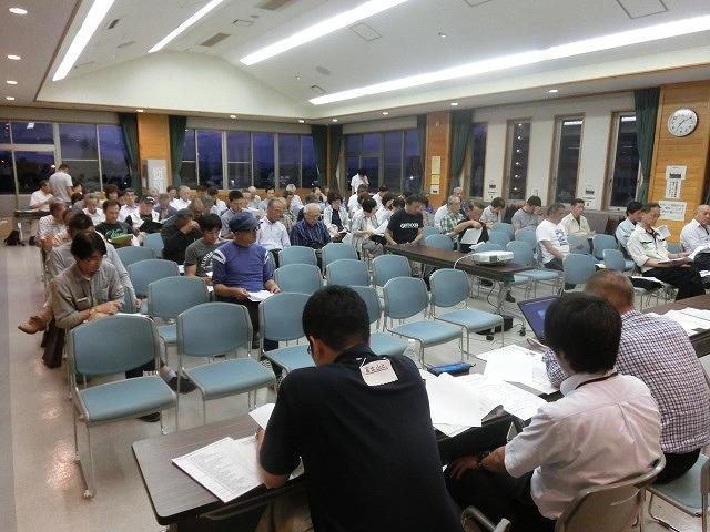 熊本地震では「顔がわかる」、「住民主体の運営」がポイント 今年の吉高避難所委員会がスタート_f0141310_655729.jpg