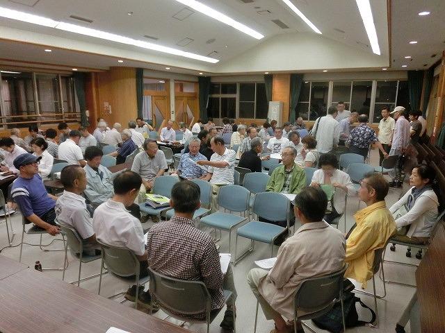 熊本地震では「顔がわかる」、「住民主体の運営」がポイント 今年の吉高避難所委員会がスタート_f0141310_6563481.jpg