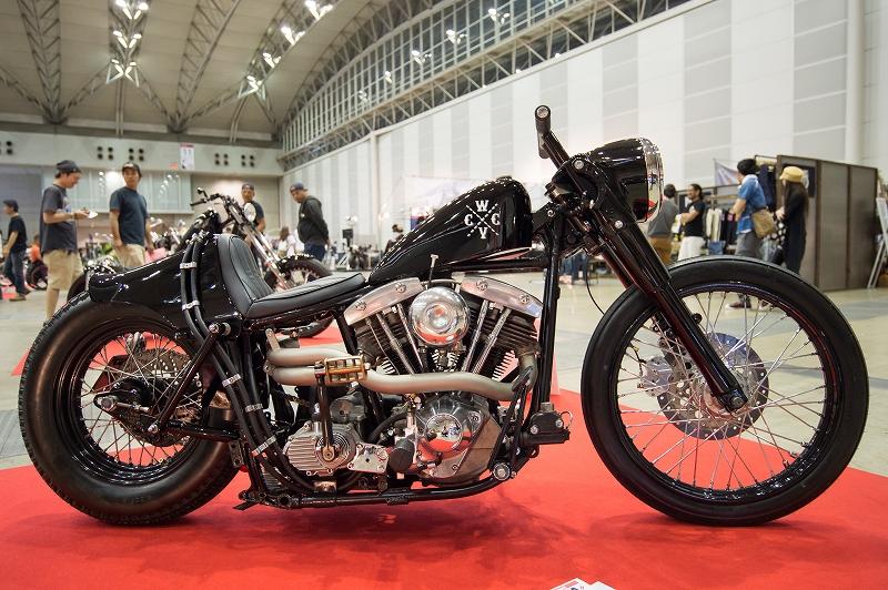 Bay Area Custom Chopper Show その2_a0159215_0112024.jpg
