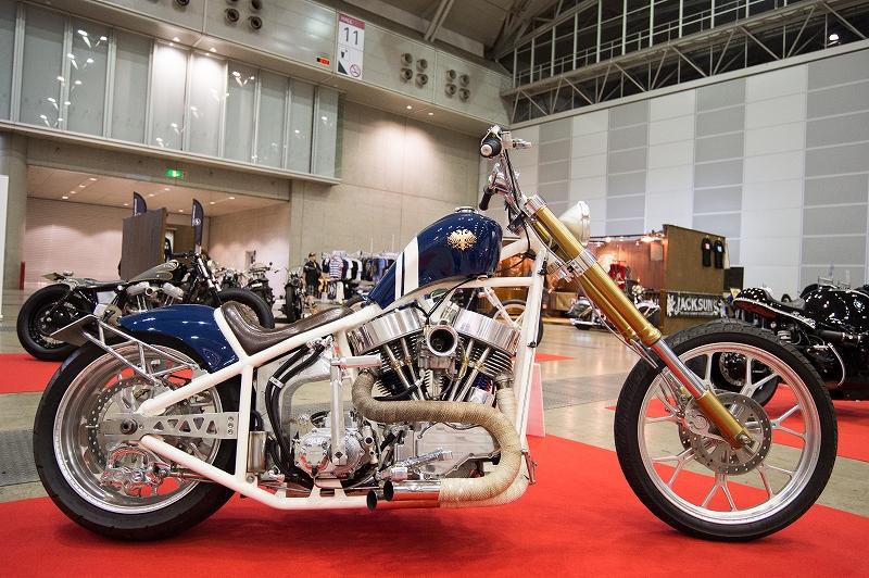 Bay Area Custom Chopper Show その2_a0159215_03412.jpg