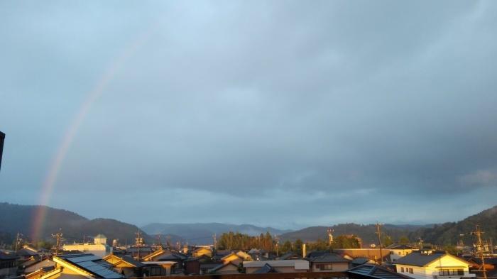 御嵩の自然〜蛍と虹〜_e0155231_06353864.jpg