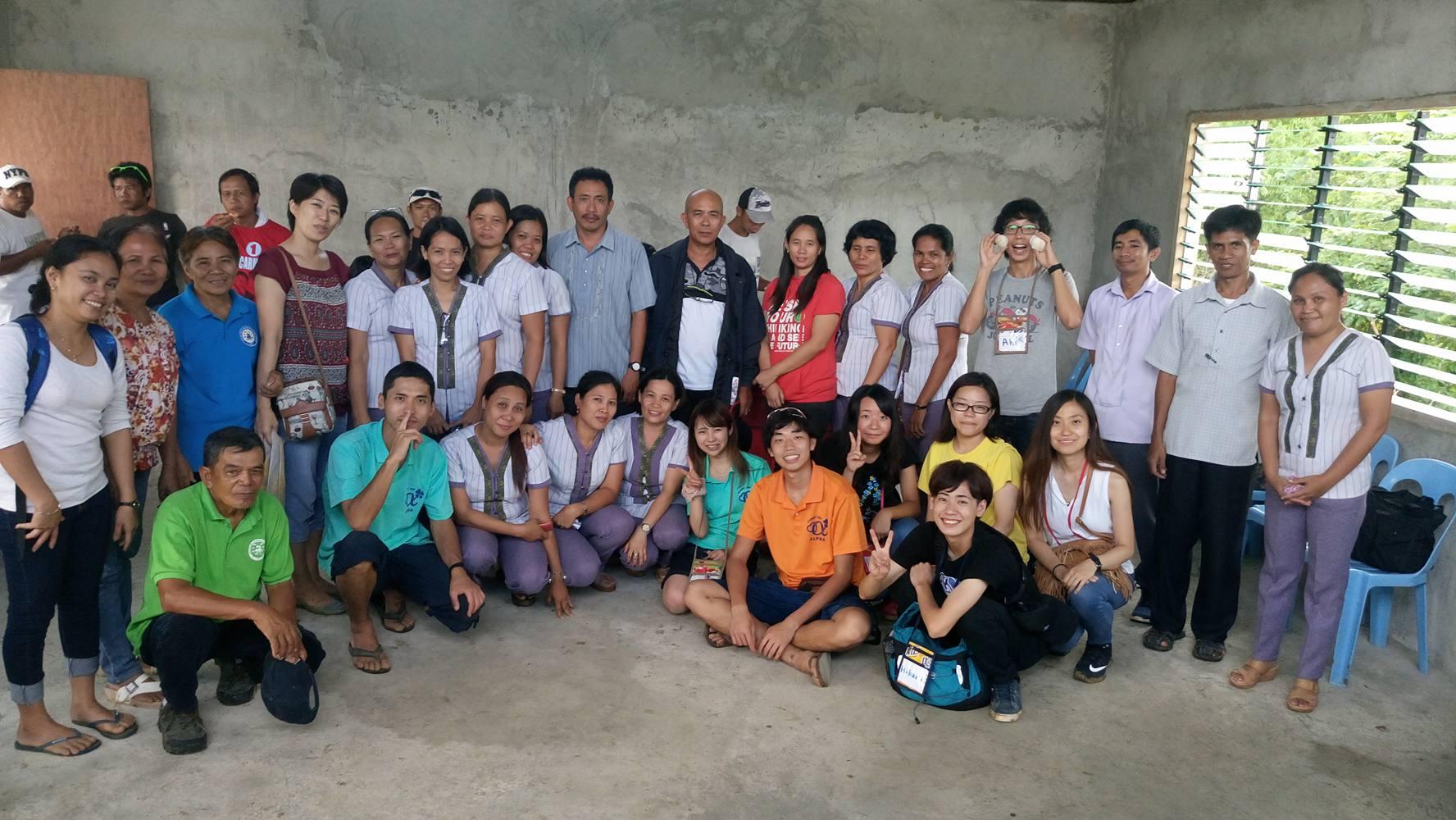 ALPHAさんの校舎開設式!_d0146933_166781.jpg