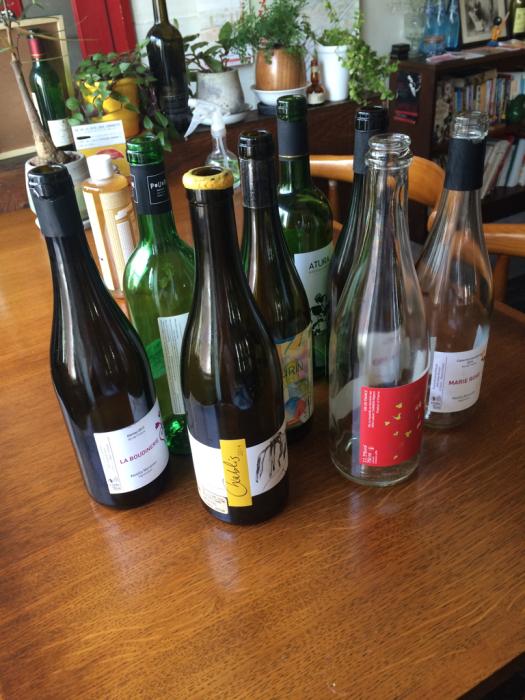 自然派ワインを楽しむ会。。_e0145437_18582365.jpg
