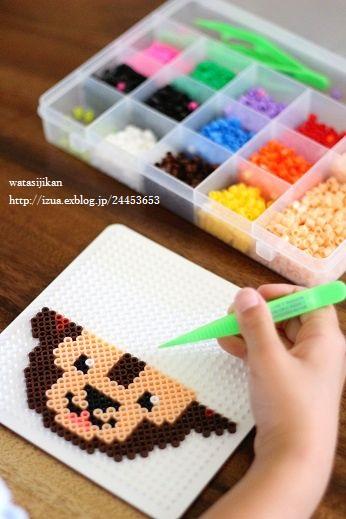 アナベルと子供の作業_e0214646_13441836.jpg
