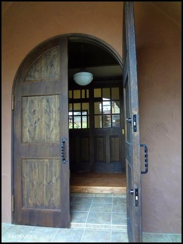 ** 今までの施工例 ドア シアワセノトビラアケテミマセンカ **_c0207890_13103940.jpg