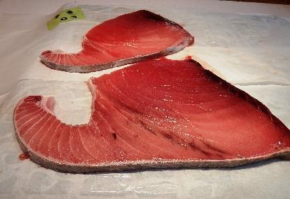 魚河岸シリーズ 冷凍マグロ_e0077899_5165975.jpg