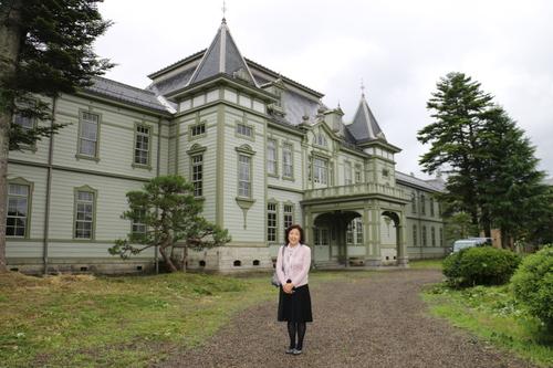 ハースト婦人画報社 寺坂厚子様が来訪_c0075701_16565075.jpg
