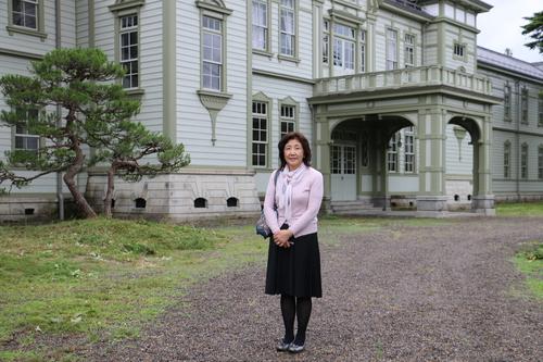 ハースト婦人画報社 寺坂厚子様が来訪_c0075701_16565429.jpg