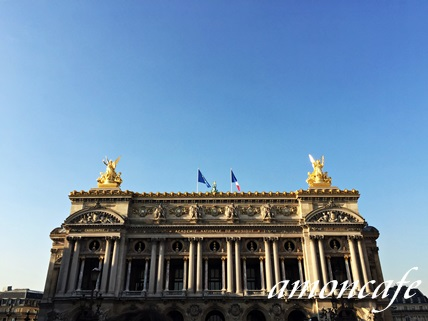 Paris日記 8_f0192411_1284231.jpg