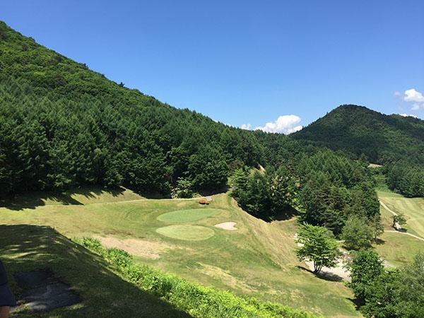 夏の高井富士_c0137158_1719714.jpg