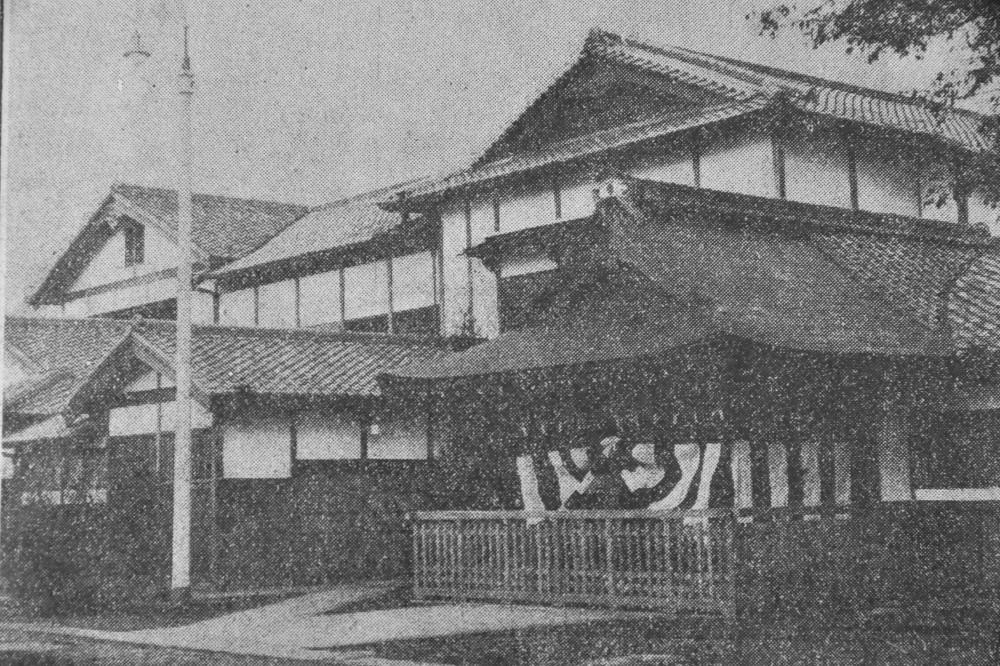 島原遊郭ぞめき 歌舞練場_f0347663_10505102.jpg