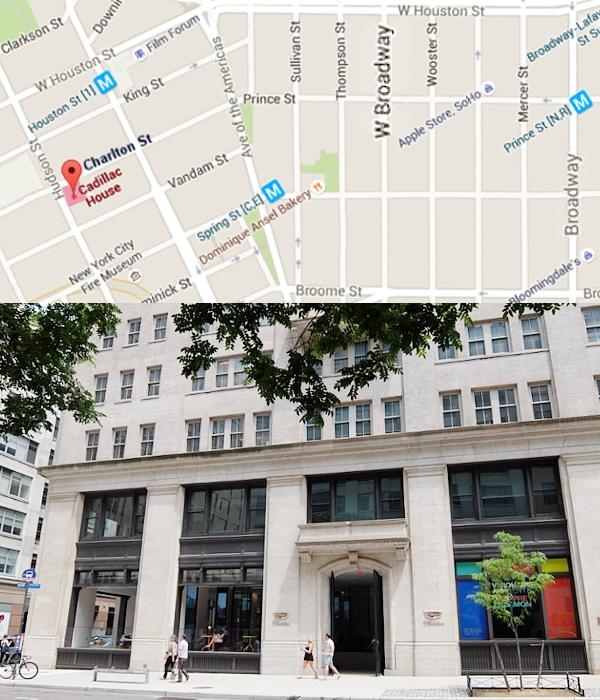 アートやファッションも集うNYの新たなクリエイティブ空間、「キャデラックハウス」(Cadillac House)_b0007805_1175819.jpg