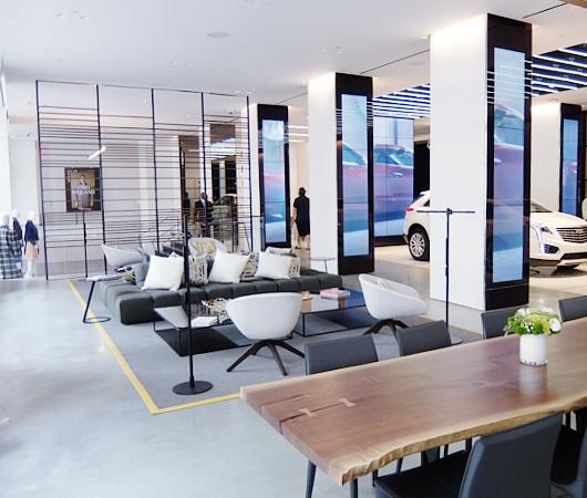 アートやファッションも集うNYの新たなクリエイティブ空間、「キャデラックハウス」(Cadillac House)_b0007805_1185758.jpg