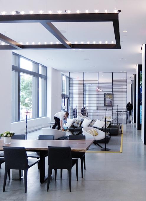 アートやファッションも集うNYの新たなクリエイティブ空間、「キャデラックハウス」(Cadillac House)_b0007805_1195447.jpg
