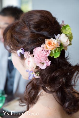 春らしい色合いの髪飾り_b0113510_00142178.jpg