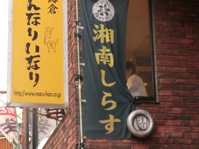 初めての鎌倉  鶴岡八幡宮の参道「若宮大路」とにぎわう「小町通り」_f0141310_7101545.jpg