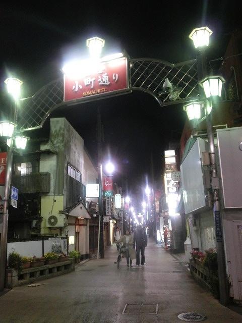 初めての鎌倉  鶴岡八幡宮の参道「若宮大路」とにぎわう「小町通り」_f0141310_712395.jpg