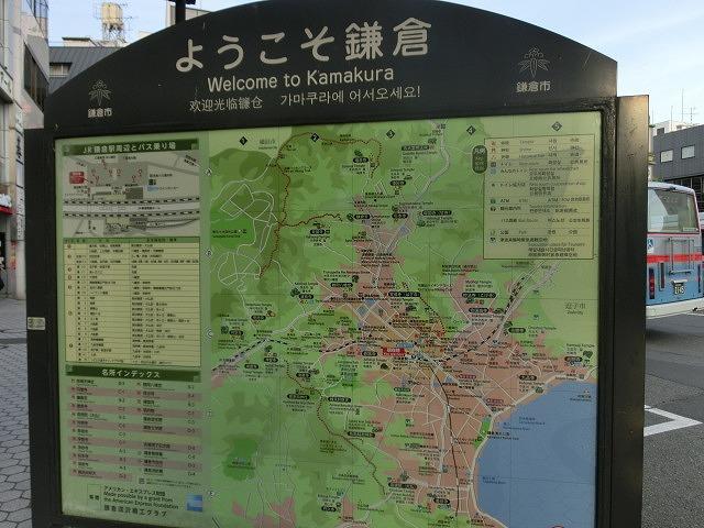 初めての鎌倉  鶴岡八幡宮の参道「若宮大路」とにぎわう「小町通り」_f0141310_742829.jpg
