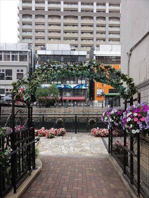 堀川フラワーフェスティバル_f0034816_1823356.jpg