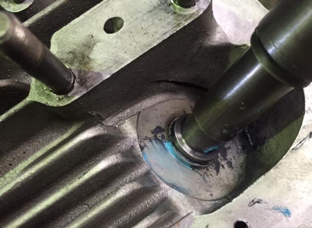 ヘッド修理などなど!_c0152253_1182760.jpg