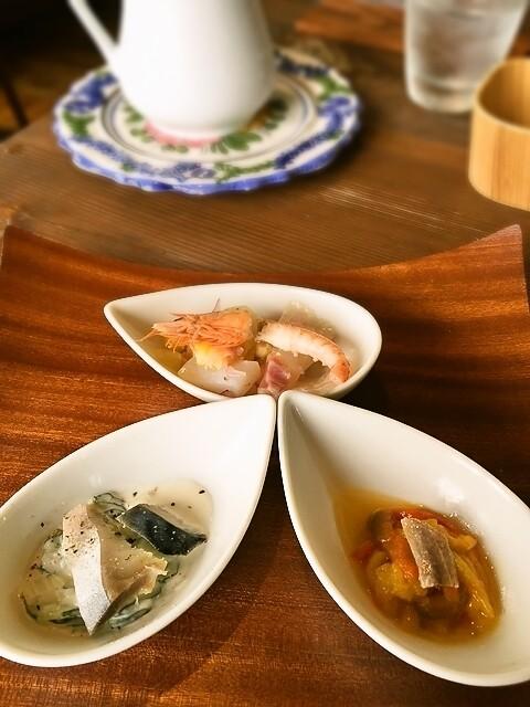6月の料理「前菜3品」_d0177560_21532736.jpg