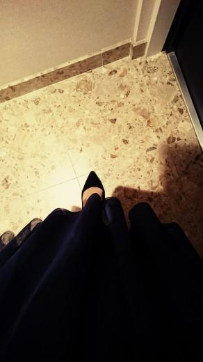 【SEVENDAYS=SUNDAYのチュールスカート】_e0253188_08423725.jpg
