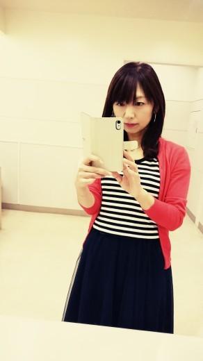 【SEVENDAYS=SUNDAYのチュールスカート】_e0253188_08433352.jpg
