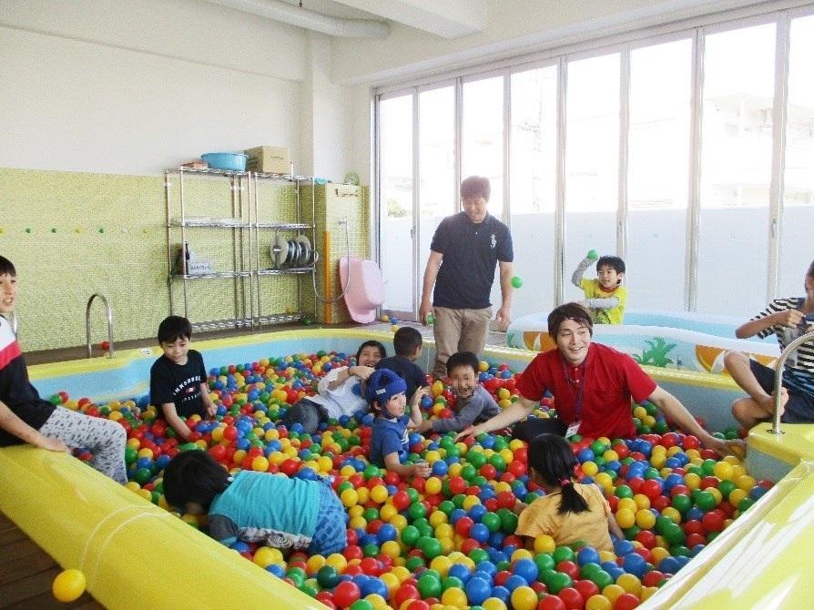 ボールプール【グリーンスクール善行】_b0369905_14151255.jpg
