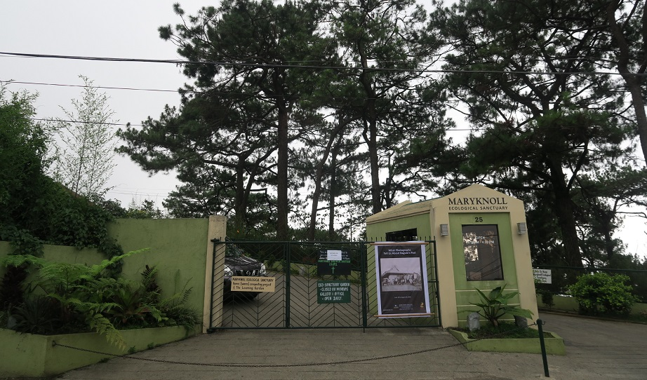 バギオの歴史写真展 : What Photographs Tell Us About Baguio\'s Past 開催中_a0109542_22122087.jpg