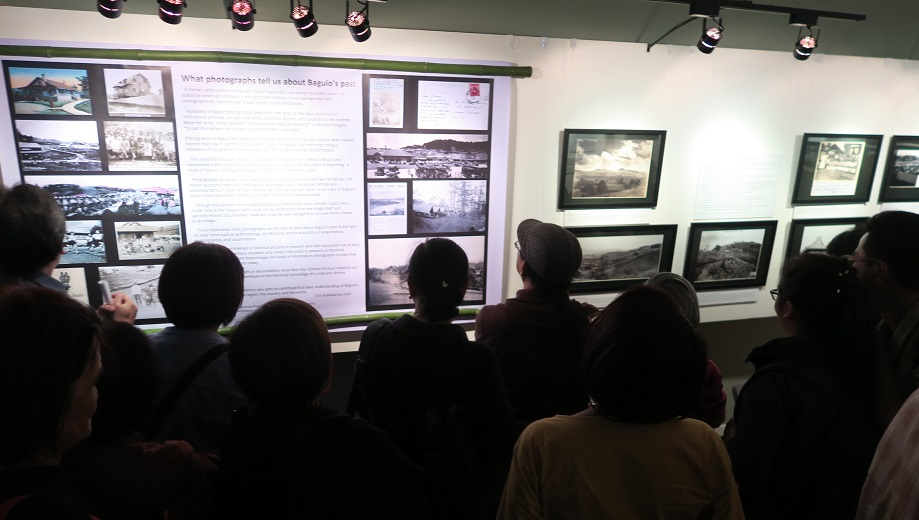 バギオの歴史写真展 : What Photographs Tell Us About Baguio\'s Past 開催中_a0109542_22283556.jpg