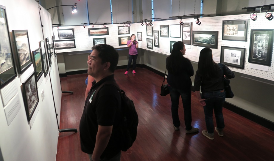 バギオの歴史写真展 : What Photographs Tell Us About Baguio\'s Past 開催中_a0109542_22352535.jpg