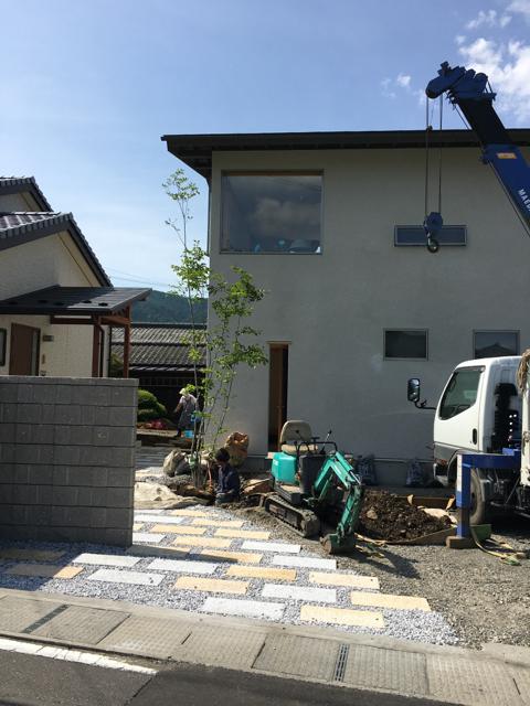 植栽工事_c0112447_824549.jpg