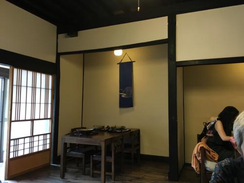 くぼ田に、お蕎麦たべにきました。翁が休みなので、_d0338282_12484003.jpg